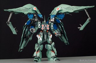 Steel Legend Metal Build Kshatriya by Judson Weinsheimer