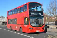 BD13 OHU (VH45101) RATP Group London Sovereign (hotspur_star) Tags: londontransport londonbuses londonbus londonbuses2019 wrightbus volvoeclipsegemini tfl transportforlondon hybridbus hybridtechnology busscene2019 doubledeck ratpgroup londonsovereign bd13ohu vh45101 139