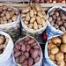 Potatoes at Dezerter Bazaar