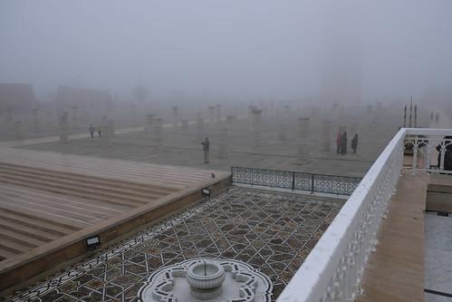 Foggy Ruins