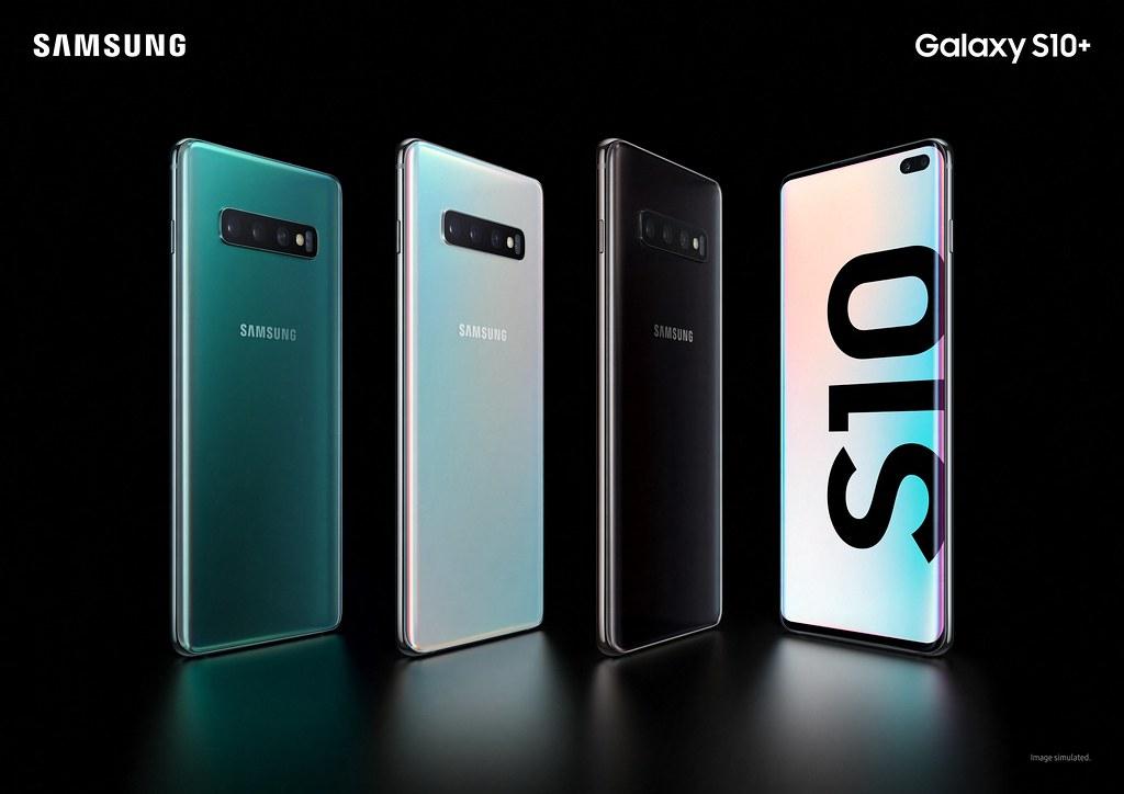 Galaxy S10+系列