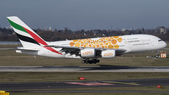 A6-EOU-1 A380 DUS 201902