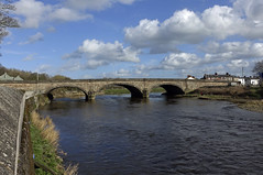 River Ribble, Walton-le-Dale