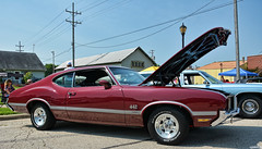 1972 Oldsmobile 442 (Chad Horwedel) Tags: 1972oldsmobile442 oldsmobile442 oldsmobile olds 442 classic car polo illinois