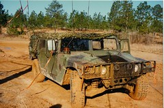 Command M998 2/505(PIR) HQ-6 JRTC Ft Polk (pclay923) Tags: commandm998 humvee m998 2505pir hq6 82ndabndiv 3rdbde panthers