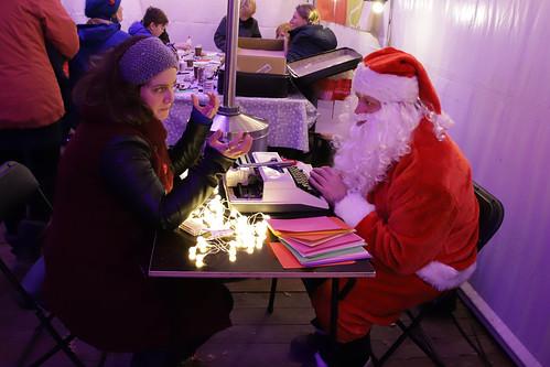 Kerst in het Julianapark