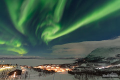 10PM Substorm (kevin-palmer) Tags: sweden swedishlapland europe arctic march winter snow snowy cold nikond750 björkliden night sky stars starry space astronomy astrophotography moonlight moonlit evening aurora auroraborealis northernlights green colorful scandinavianmountains torneträsk skiresort sigma14mmf18