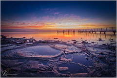 After the last... (e0nn) Tags: hdpentaxdfa1530mmf28edsdmwr pentaxdfa1530wr pentax pentaxk1 ricoh lakeillawarra lake landscape sunset water reflections steveselbyphotography steev steveselby hdr aurorahdr2019 aurorahdr skylum
