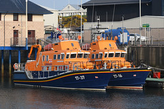 RNLB William Blannin - Buckie - 08-04-19 (MarkP51) Tags: rnlbwilliamblannin buckie harbour scotland lifeboat ship boat vessel nikon d7200 nikon24120f4vr sunshine sunny maritimephotography