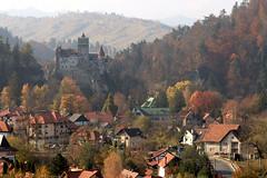 "RO18 1037 Castelul Bran ""Dracula's Castle."" Bran, Brașov (Templar1307) Tags: bran brasov romania canon1d castelulbran brancastle dracula vladtepes castle"