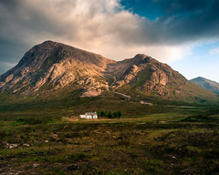 Buachaille Etive Mòr (oz.aker) Tags: scotland uk glencoe highlands places destination travel landscape nature hiking walking country mountain skyscape