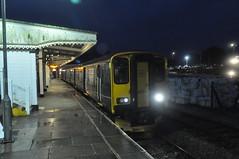 150249 St Erth 18/12/18 (UK Rail Pics) Tags: 150249 sterth gwr
