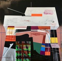 Jim Harris: Heveningham. (Jim Harris: Artist.) Tags: art arte painting peinture modern maalaus málverk modernart