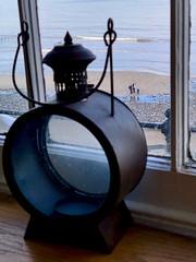 A winter's afternoon   Cromer   Beach walk (rosberond) Tags: cromer norfolk seaside coast winter afternoon sea sky iphonexs gull