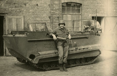 New York National Guard (The National Guard) Tags: 258thfieldartillery worldwarii newyorkstatemilitarymuseum collection history france fr new york ny nyng historic wwii throwback thursday ww2 world war ii 2 m29 c wiesel amphibious vehicle ng nationalguard national guard guardsman guardsmen soldier soldiers airmen airman us army air force united states america usa military troops 2019