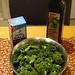 Zutaten für Kale Chips