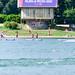 Wakeboarding on Ada Ciganlija, Belgrade
