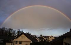 Regenbogen (JaMu98) Tags: bunt colorfull wetter 🌈 bogen regen regenbogen