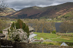 A Grand Setting (Dave Snowdon (Wipeout Dave)) Tags: davidsnowdonphotography canoneos1100d landscape lakedistrict lakedistrictnationalpark grasmere house hills mountains fells lake spring