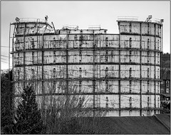 12th March 2019 (Marcus@TPS) Tags: oxted gasholder