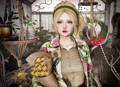Cozy Spring (Closer) (Gabriella Marshdevil ~ Trying to catch up!) Tags: sl secondlife cute