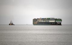 AML heads South 342 (Gillfoto) Tags: aml tug tugboats barge southeastalaska insidepassage cargo freight alaska alaskamarinelines