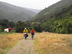 Cross Creek (Wozza_NZ) Tags: crosscreek remutaka cycletrail rimutaka touring cycle cycling mountainbike ride wairarapa newzealand