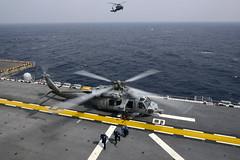 190322-N-RI884-4268 (U.S. Pacific Fleet) Tags: lhd1 wasp 4thmarineregiment helicopter japan jp