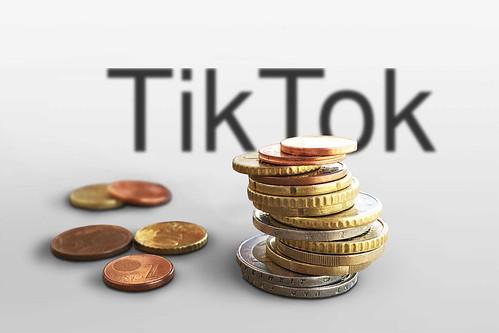 TikTok-vor-Geld