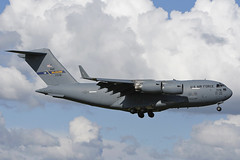Boeing C-17A Globemaster III 07-7178 6th AS / 305th AMW (Mark McEwan) Tags: boeing c17 c17a globemasteriii 077178 305thamw 6thas 6thairliftsquadron 305thairmobilitywing usaf unitedstatesairforce usairforce pik prestwickairport prestwick aviation aircraft airplane military airmobilitycommand mcguire