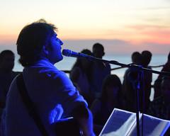 13. Música en directo en la Cova de Xoroi en Menorca (Diario de un Mentiroso) Tags: menorca