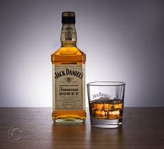 Jack Daniels (yasjooni) Tags: nikon nikond7200 d7200 whisky orange studio flash speedlight drink ice reflection glass