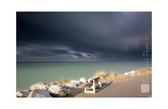 sur les bancs publics.... (Emmanuel DEPARIS) Tags: beach emmanuel deparis mer du nord manche wissant cote dopale nikon d850