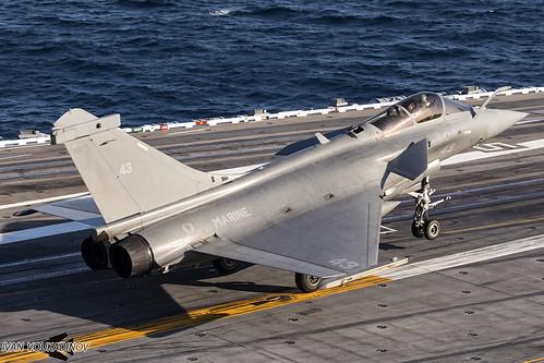 Dassault Rafale M '43' Flotille 12F