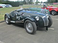 157 Frazer Nash Le Mans Replica (1950) (robertknight16) Tags: frazernash british 1950s lemansreplica crosthwaitegardiner werner racecar racingcar motorsport autosport chateauimpney