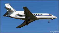 (Sir George R. F. Edwards) Tags: canon 7dmarkii bird psa lirp avgeek planespotting planespotter aircraft aeronautica militare italy air force dassault falcon 50