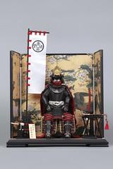 COOMODEL 20181215 CM-SE041 Black Cattail Armor of Oda Nobunaga 织田信长黑系南蠻胴具足 - 16 (Lord Dragon 龍王爺) Tags: 16scale 12inscale onesixthscale actionfigure doll hot toys coomodel samurai