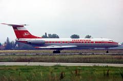Interflug Tupolev TU-134A DDR-SDF (gooneybird29) Tags: flugzeug flughafen aircraft airport airplane airline muc riem tupolev tu134 interflug ddrsdf