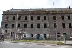 Wallace Craigie Works Dundee 2016 (4) (Royan@Flickr) Tags: 201605 wallace craigie works dundee william halley sons blackcroft landmark jute mill factory buildind demolished history 2016