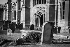 _DSC1453.jpg (Hideous Elf) Tags: abbey chruch detail grave lights melrose melroseabbey shadow stone