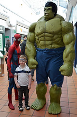 Family Fun Day - February 2019 (DiscoverKeighley) Tags: keighley familyfunday comiccon