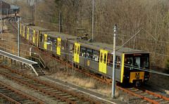 Tyne & Wear Metro: 4085 + 4030 South Gosforth (emdjt42) Tags: tynewearmetro southgosforth branchlinesociety 4085 4030