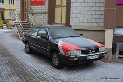 Audi 100 Quattro (Kim-B10M) Tags: 100 audi moldova quattro