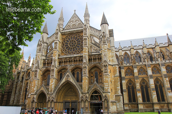 西敏寺Westminster Abbey-10
