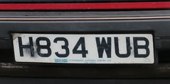 H834 WUB (2) (Nivek.Old.Gold) Tags: 1991 volkswagen golf driver 5door 1595cc letchworthautowaycentre