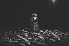 81/365 - Stone Dalek (Forty-9) Tags: canon eos6d eflens ef2470mmf28liiusm lightroom tomoskay forty9 project365 365 2019 3652019 project3652019 day81 81365 march 22ndmarch2019 22032019 photoaday friday dalek stonedalek doctorwho model blackwhite bw