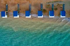 Beach huts (Matt Dolphin) Tags: beachhut essex coastal dji m2p mavic2pro drone