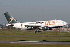 TC-VEL_20190411_49712_M (Black Labrador13) Tags: tcvel airbus a310 a310300 a310304 uls cargo bru ebbr avion plane aircraft vliegtuig airliners civil