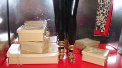2010 Christian Louboutin Cat Burglar Barbie (8) (Paul BarbieTemptation) Tags: 2010 barbie by christian louboutin cat burglar catsuit gold label designer