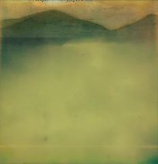 Hoy, flipped (ingrid_b21) Tags: filmlives film orkney impossibleproject instantfilm polaroid